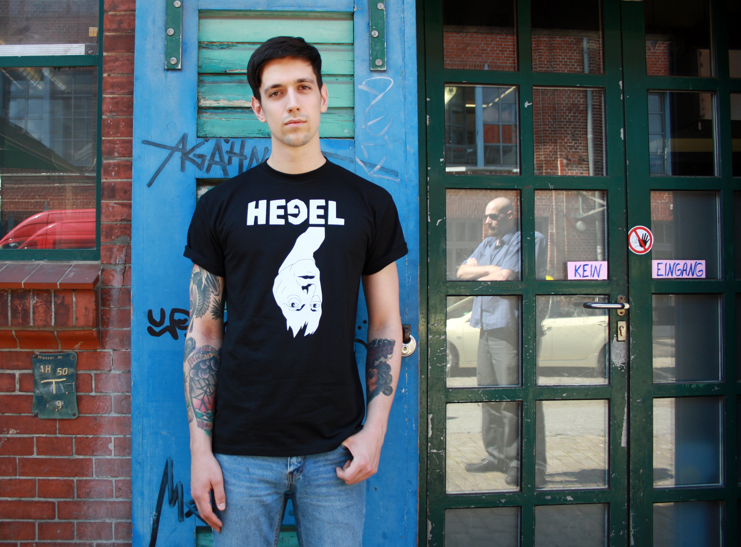 Hegel T-Shirt