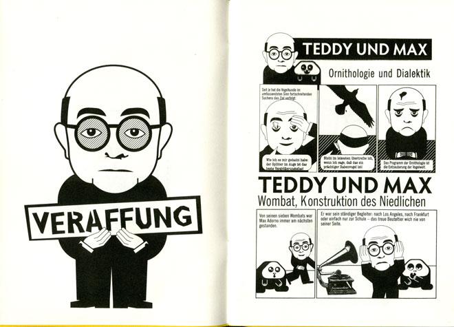 Teddy und Max SALE!
