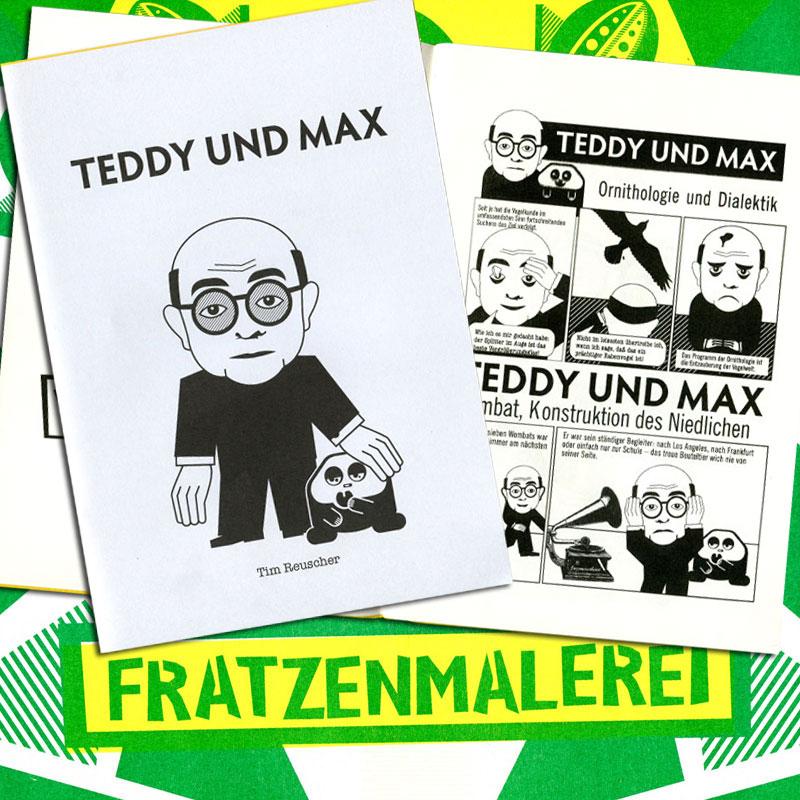 Teddy und Max